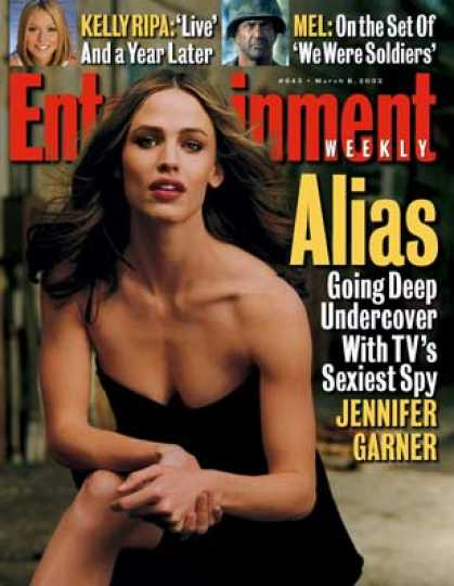 Entertainment Weekly - Secrets & Spies