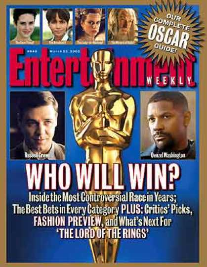 Entertainment Weekly 645