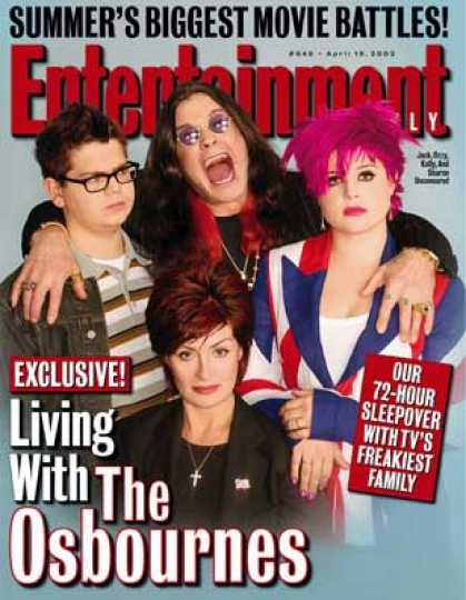 Entertainment Weekly - American Goth