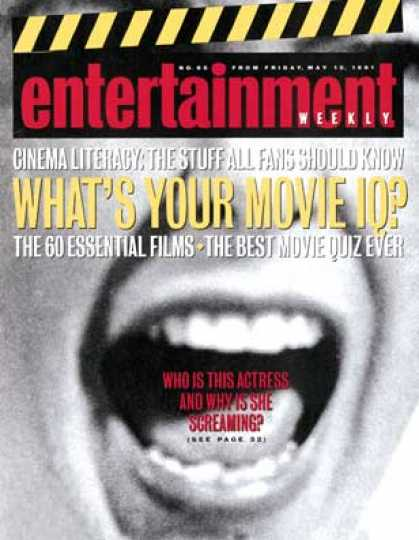 Entertainment Weekly - What Is Your Movie Iq?