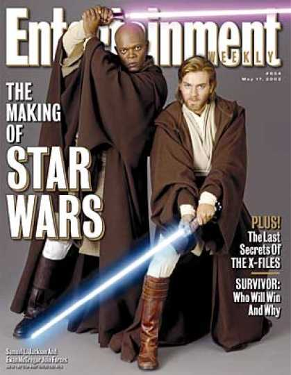 "Entertainment Weekly - The Making of ""star Wars"""