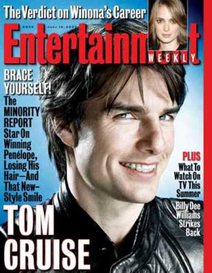 "Entertainment Weekly - Ew Files Its Tom Cruise ""report"""