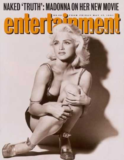 Entertainment Weekly - Madonna