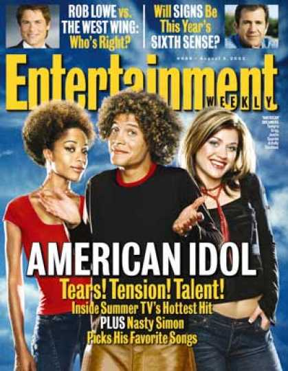 Entertainment Weekly - Performance Anxiety