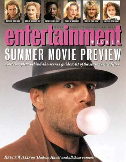 Entertainment Weekly - Bruce Willis On the Level