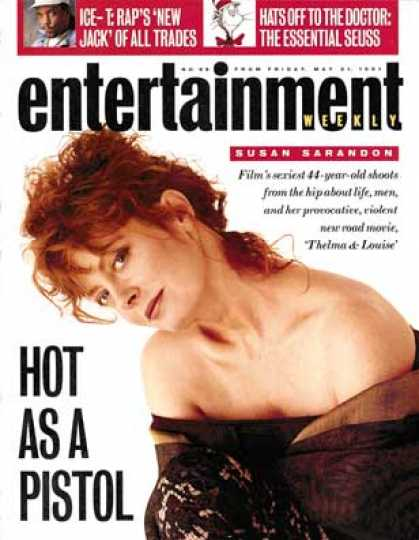 Entertainment Weekly - Driving Force