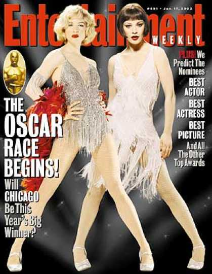 "Entertainment Weekly - How ""chicago"" Got Its Act Together"