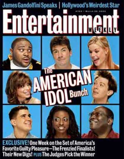 Entertainment Weekly 702