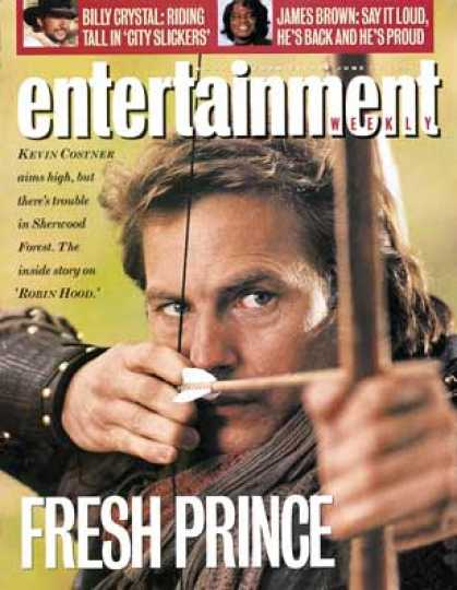 Entertainment Weekly - The Battle of Sherwood Forest
