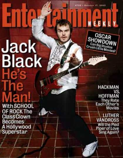 Entertainment Weekly 733