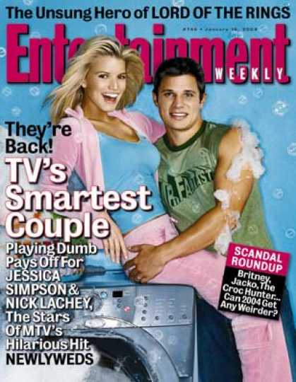 Entertainment Weekly - Married... With Cameras