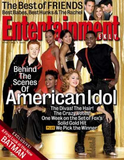 "Entertainment Weekly - Ew Follows All the ""idol"" Drama"