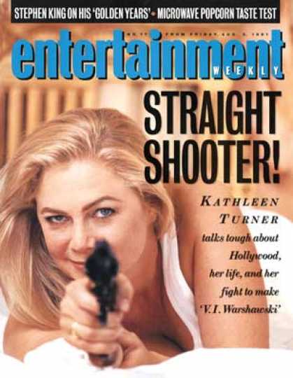Entertainment Weekly - The Last Movie Star