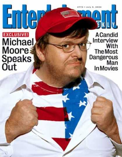 Entertainment Weekly - Ew Exclusive: Michael Moore Answers His Critics
