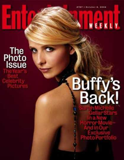 Entertainment Weekly - Britney, Lindsay Lohan, and More: Ew's Star Portraits From 2004