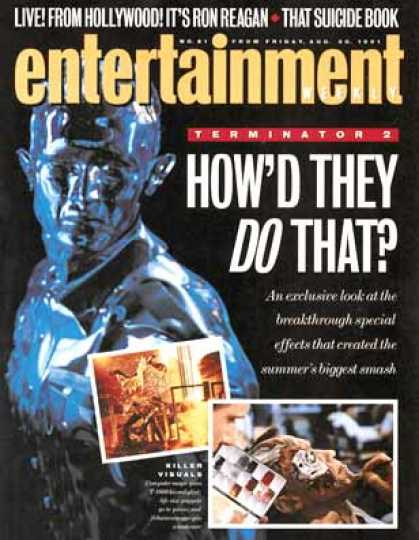Entertainment Weekly - Brave New World
