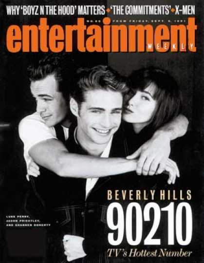 Entertainment Weekly - Beverly Hills 90210