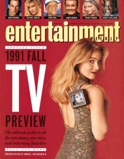 Entertainment Weekly - The 1991 Fall Tv Preview: Sunday