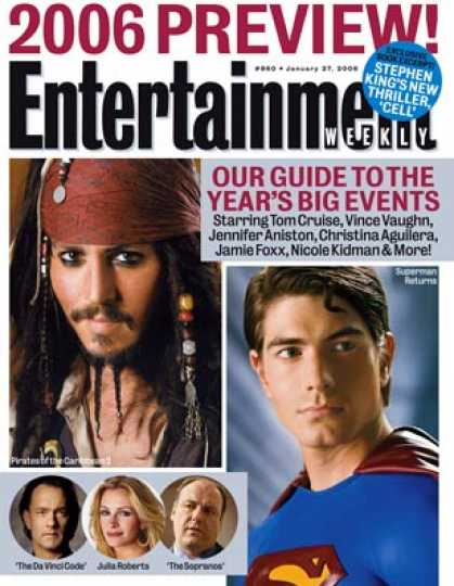 Entertainment Weekly 860