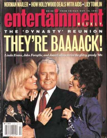 Entertainment Weekly - Dynasty. Again.