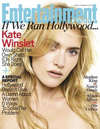 Entertainment Weekly - Kate Winslet: One Woman Hollywood Can't Ignore