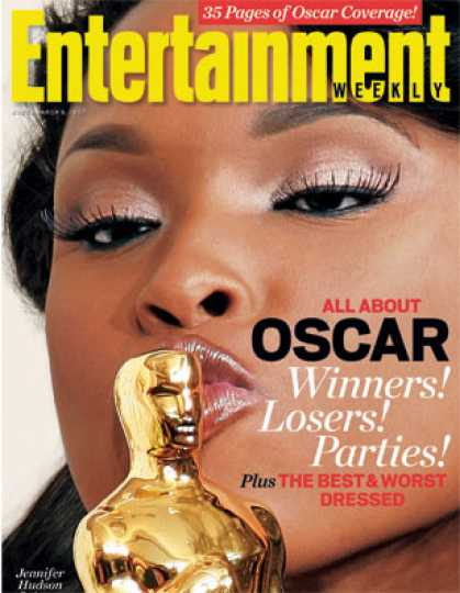Entertainment Weekly - Oscars Wrap-up: Burning Questions From the Big Night