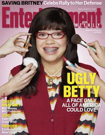 "Entertainment Weekly - 5 Rules To Keep ""ugly Betty"" Looking Good"