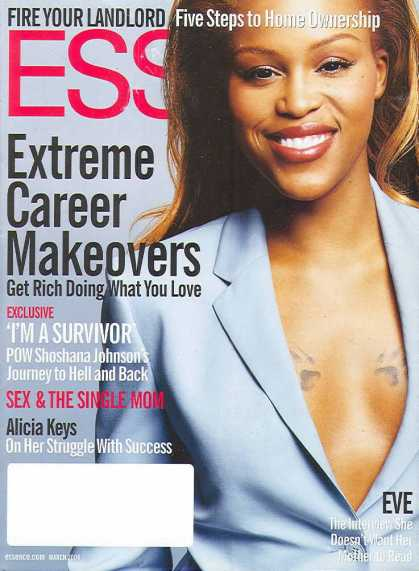 Essence - March 2004