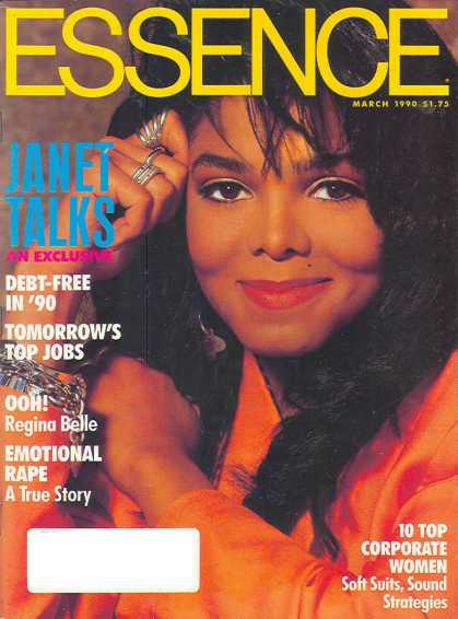 Essence - March 1990