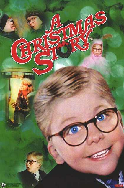 Essential Movies - Christmas Story Poster