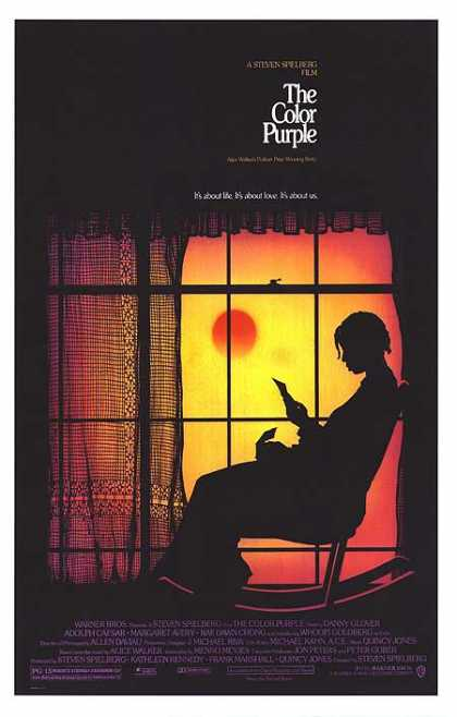 Essential Movies - Color Purple Poster