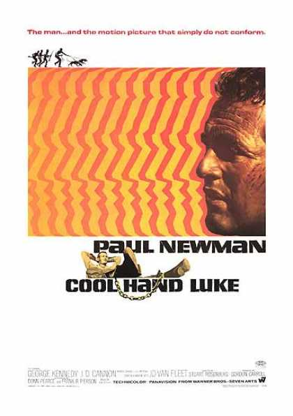 Essential Movies - Cool Hand Luke Poster