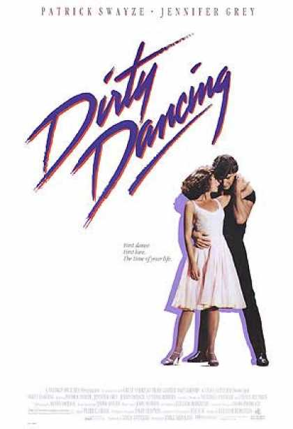 Essential Movies - Dirty Dancing Poster