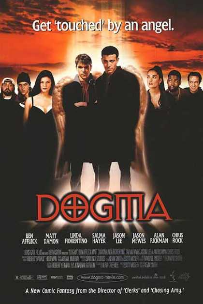 Essential Movies - Dogma Poster