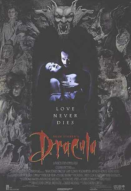 Essential Movies - Dracula (1992) Poster