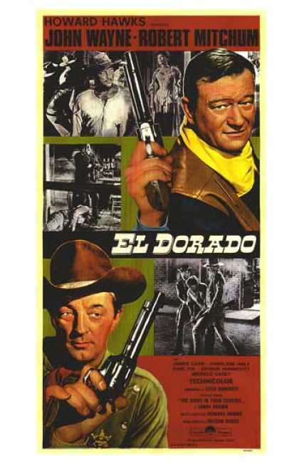 Essential Movies - El Dorado Poster