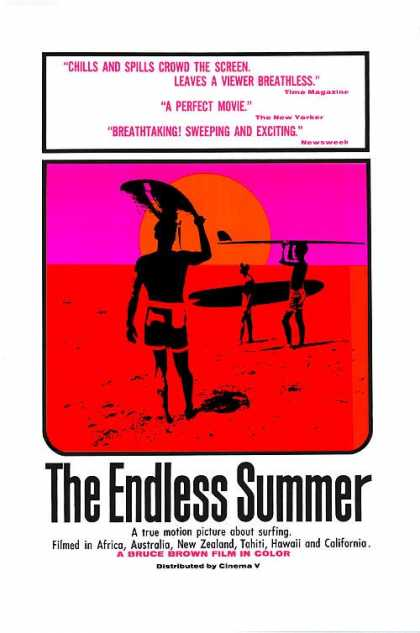 Essential Movies - Endless Summer Poster