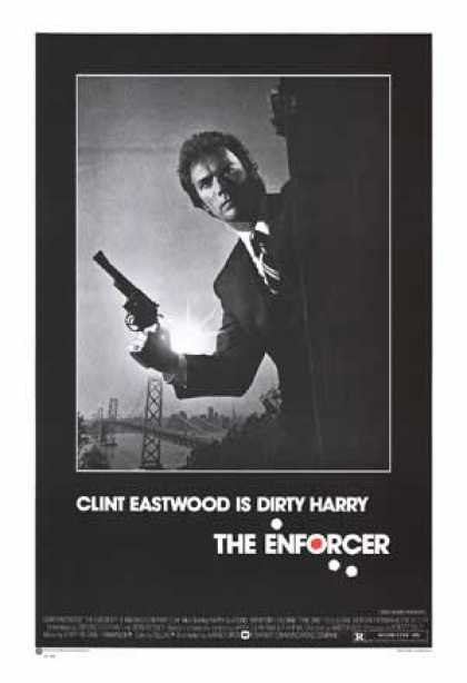Essential Movies - Enforcer Poster