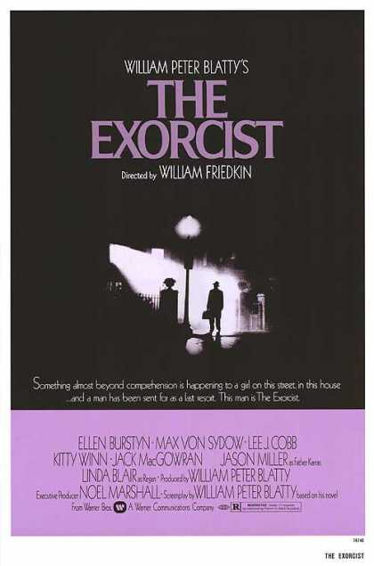 Essential Movies - Exorcist Poster