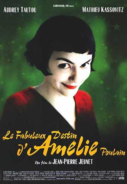 Essential Movies - Fabuleux Destin D'am�lie Poulain, Le Poster