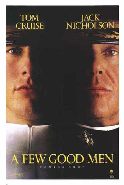 Essential Movies - Few Good Men Poster