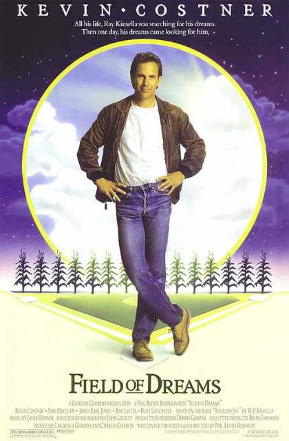 Essential Movies - Field Of Dreams Poster