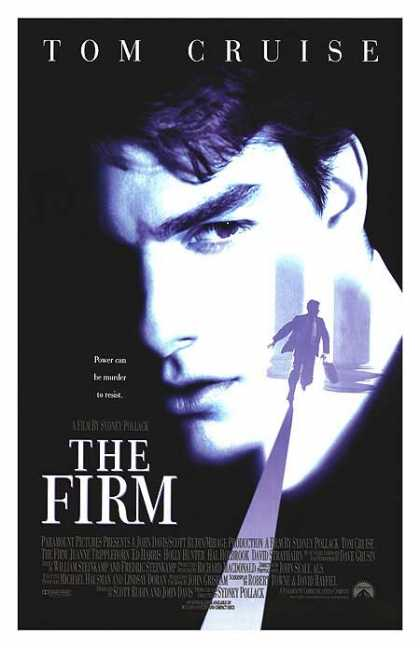Essential Movies - Firm Poster