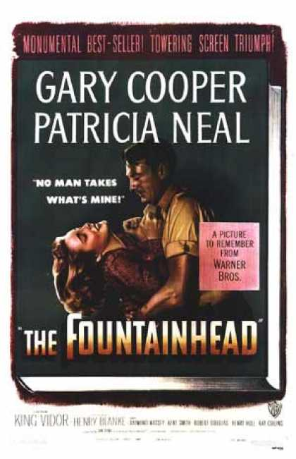 Essential Movies - Fountainhead Poster