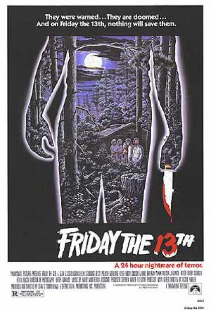Essential Movies - Friday The 13th (1980) Poster