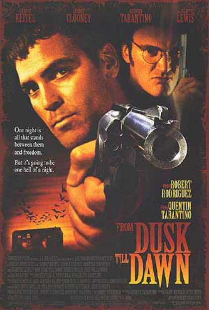 Essential Movies - From Dusk Till Dawn Poster