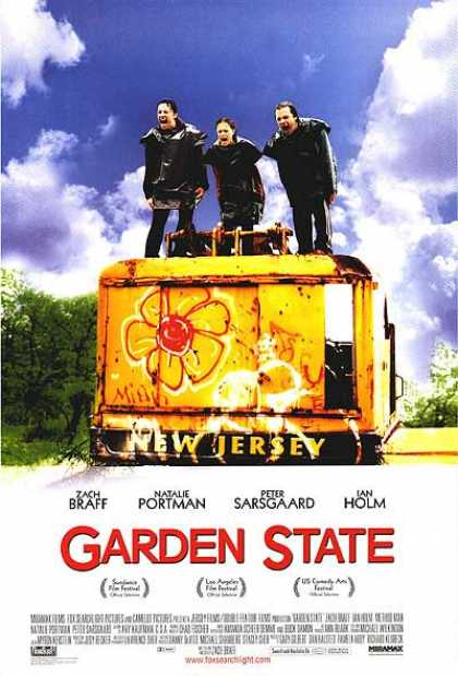 Essential Movies - Garden State Poster