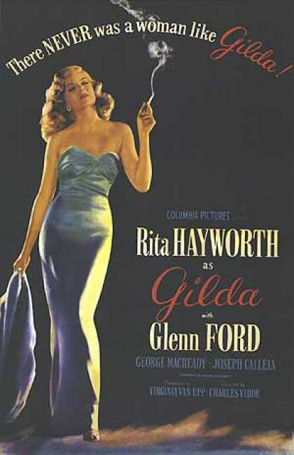 Essential Movies - Gilda Poster
