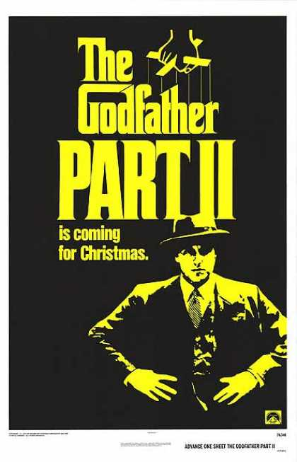 Essential Movies - Godfather: Part Ii Poster