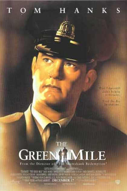 Essential Movies - Green Mile Poster